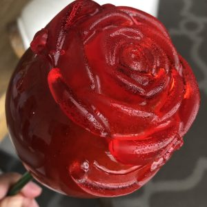 Candy Apple Roses by Kandy Apples by K
