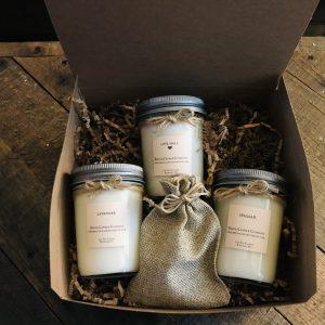 Belna Candle Company Gift Set